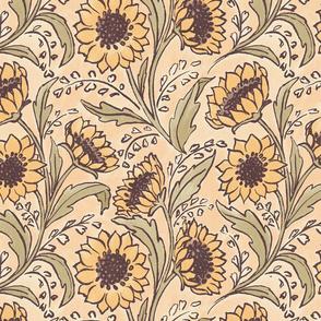 High Plains Sunflowers