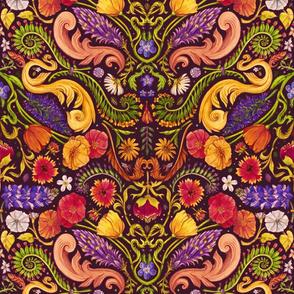 Floral Decoral