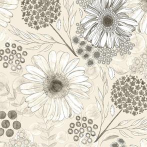 handdrawn-flowers-earth-tones