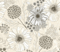 handdrawn-flowers-earth-tones