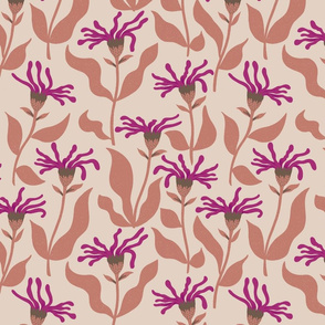Pacific Northwest Wildflower Whimsey