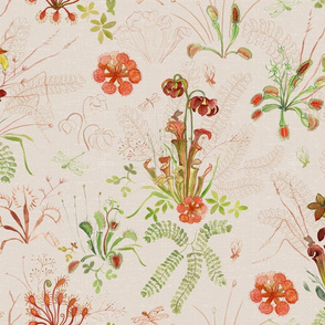 Carnivorous Floral