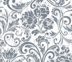 Romantic Rococo Slate Large