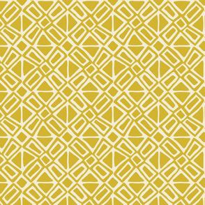 Pinwheel Block - Medium - Tansy On Yarrow