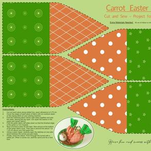 Easter Bag Cut & Sew Project