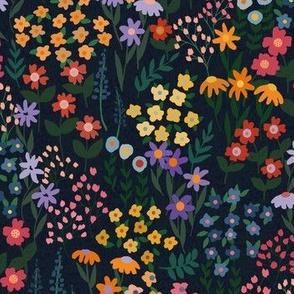 Jenny's Garden Noir