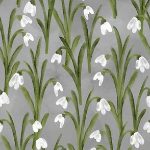 Snowdrop Flower, Miscarriage Awareness