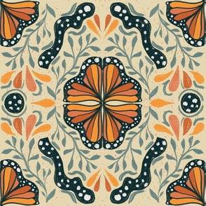 Monarch Wings