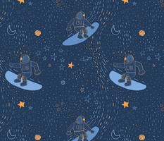 Space Surfing