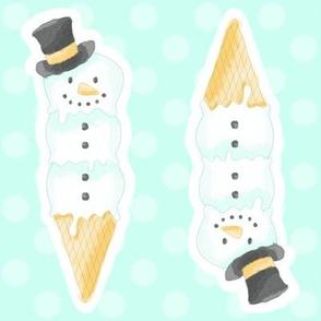 SnowMAN-cone
