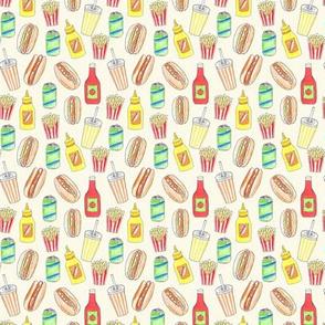 Fast Food - Tiny