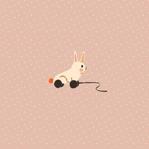 Bunny Magnolia to Embroider - 10 cm Hoop