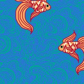 Weird Fishes Version II