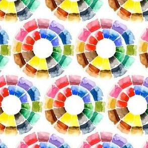Paint Palette Colors