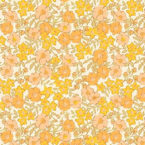 New Gipsy Florals- sunny