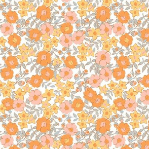 New Gypsy Florals- sunshine