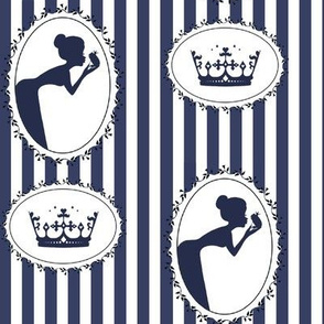 The Frog Prince in Navy (Large Scale)