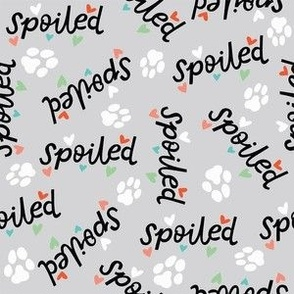 Spoiled- Silver