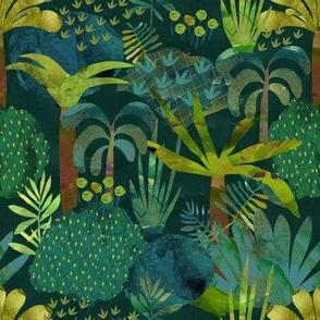 tropical botanica