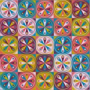 Retro Party Wheels