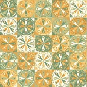 Dandelion Memory Wheels