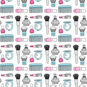 Beauty Tools (white)