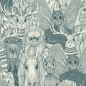 cryptid crowd pine pearl small