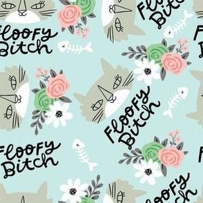 Cat- Floofy Bitch