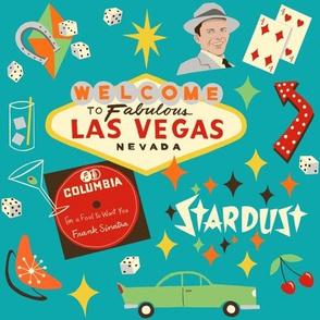 Vintage Las Vegas—Larger