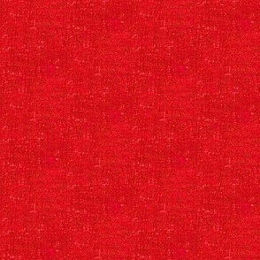 Distressed Red Linen (#3)