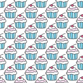 Cupcake (white)