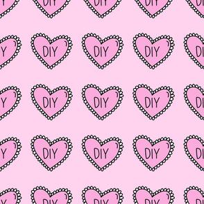 DIY Heart (rose)