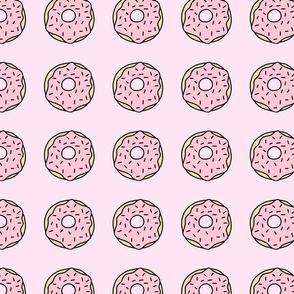 Donuts (rose)