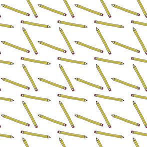 Pencil (white)