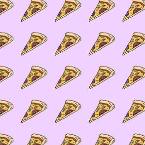Pizza (lilac)