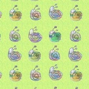 Mac's happy snails