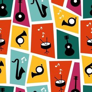 Jazz Music Bright