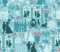 Rococo 1700s aristocratic lifestyle