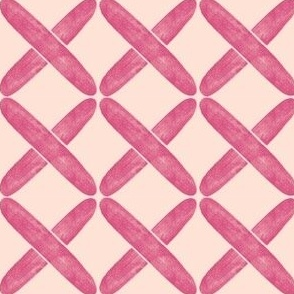 All over Tossed Floral in Lavender Blue: medium scale suited to soft furnishings, table linen and kids apparel