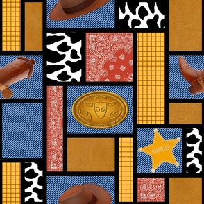 Cowboy Bounding