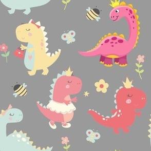 Princess Dinosaurs