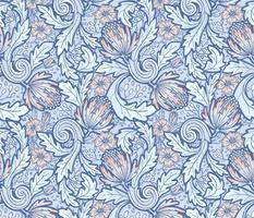 Rococo Periwinkle Blue