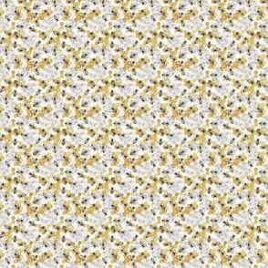 Save The Honey Bees - Micro - White Linen