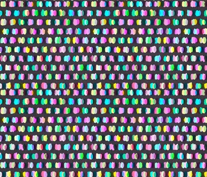 Dark rococo floral
