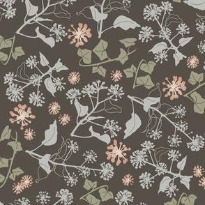 Ivy Design Brown medium