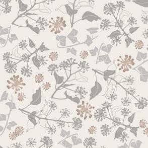 Ivy Design Greige medium