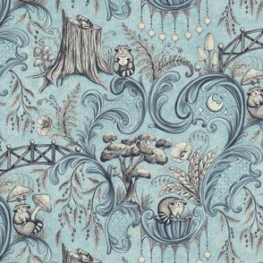 Raccoco - large - blue