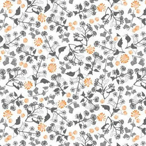 Ivy Design White Orange small