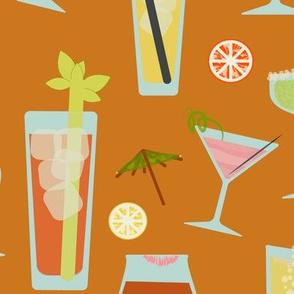 MCM Cocktails_Orange Background