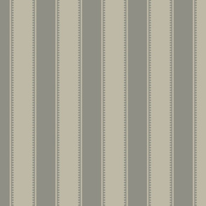 Stripe - Rococo - Small - Sage - Light Sage